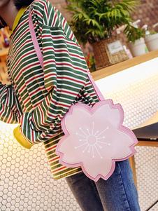 Bolsa de Lolita Dulce Bolsa de Lolita Rosa PU de Diseño Sakura