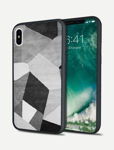 Image of TPU Phone Case Geometric Print Stain Proof Resistente agli urti Protettivo Phone Bumper per IPhone X IPhone 8 IPhone 7