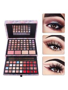 Kit de maquillaje para corrector de sombras de ojos de mujer