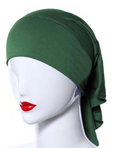 Image of Cappellino musulmano Inner Hijab Caps Copricapo modale Underscar