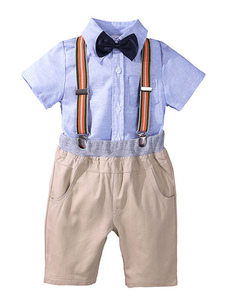 Image of Tuta da baseball Tuta da ragazzo Tuta sportiva da uomo T-shirt da uomo manica corta da bambino. Abbigliamento formale