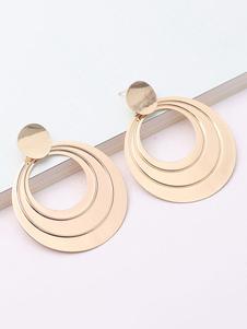 Image of Orecchini a cerchio in oro Orecchini a cerchio