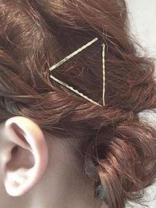 Image of Accessori per capelli vintage in lega d'oro per capelli in 2