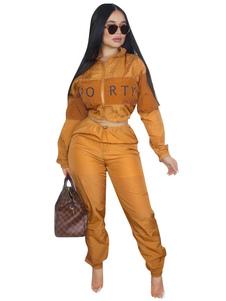 Image of Giacca da donna a due pezzi Giacca lunga con zip a manica lunga
