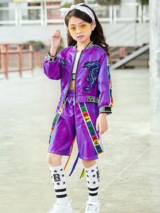 Image of Costume da ballo per bambini Abbigliamento Hip Hop Abbigliamento