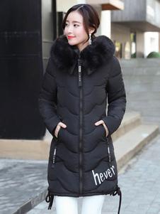 Image of Cappotto da donna Cappotto imbottito in pelliccia sintetica Capp