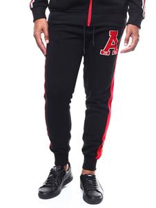 Image of Pantalone da jogging da uomo Pantalone da jogging in cotone con