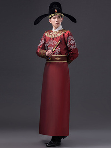 Image of Antichi costumi cinesi della dinastia Song Guardie dei ministri