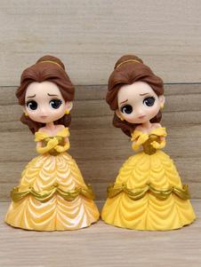 Image of Decorazioni per la festa di compleanno delle principesse Belle T