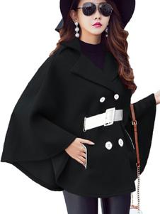 Image of Cappotto poncho da donna