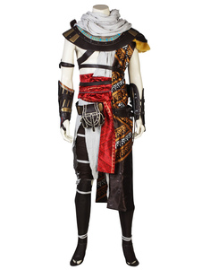 Image of Ispirato da Assassins Creed Origins Bayek Halloween Costume Cosp