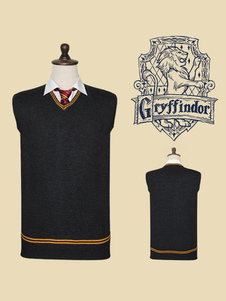 Image of Harry Potter Costume Cosplay Maglia Maglione Tassorosso Corvoner