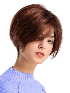 Image of Parrucche per capelli umani