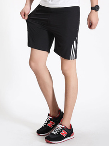 Image of Pantaloncini sportivi estivi da uomo. Pantaloncini sportivi