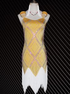 Image of Abiti da ballo latino Abiti da donna biondi Vestito da ballo bal