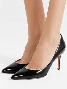 Image of Scarpe con Tacchi Alti da Donna 2020 Scarpe -On da Sera Nero