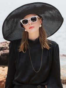 Image of Costume Carnevale Cappello da donna Fascinator Cappello con perl