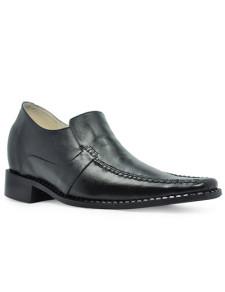 black-acme-e-toe-rubber-cowhide-men-taller-shoes