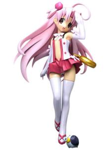Koihime Muso shokatsuryo PVC Anime Action Figure