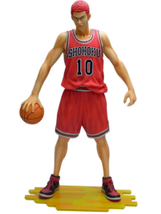 SLAM DUNK Sakuragi Hanamichi PVC Anime Action Figure
