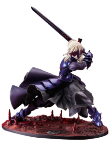 Best Fate Stay Night Saber PVC Anime Action Figure