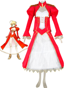 fate-stay-night-red-saber-swordsman-dress