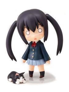 KON!! Nakano Azusa Anime Action Figure