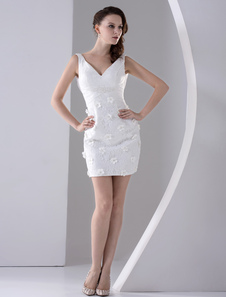 chic-white-beading-v-neck-sleeveless-sheath-wedding-dress-for-bride