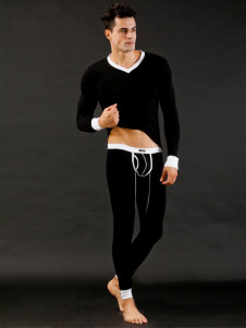 cosy-black-modal-stretchable-men-underwear