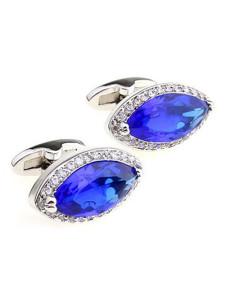 deluxe-blue-rhinestone-men-cufflinks