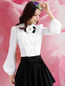 Черная Юбка И Белая Блузка В Спб