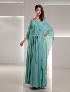 grace-hunter-green-chiffon-mother-of-the-bride-dress
