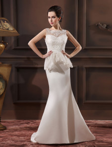 Plus-Size Wedding Gown | Spring 2013 ElegantPlus.com Editor's Pick, Sizes 0-26W