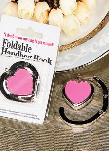 hot-pink-heart-shaped-purse-hook-favor