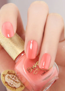 Warm Candy Color Nail Polish