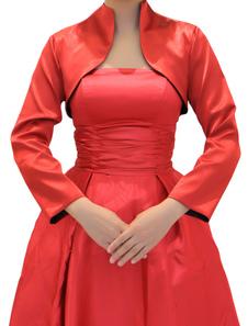 red-satin-bridal-wedding-shawl-open-front-wedding-jacket