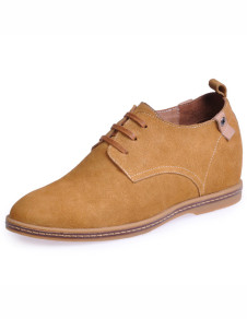retro-yellow-cowhide-elevator-shoes-for-men