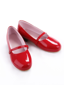kitashirakawa-anko-faux-leather-red-cosplay-shoes