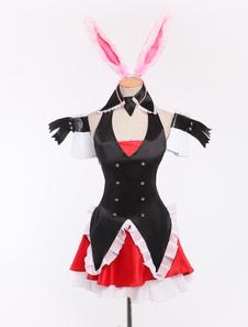 Chic Kuro Usagi Mondaijitachi Ga Lsekai kara Kuru Sou Desu Yo Cosplay Costume