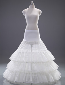 fashion-white-polyester-ball-gown-slip-wedding-petticoat-for-brides