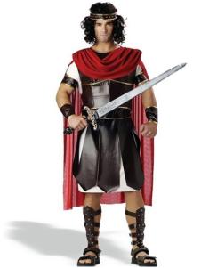Halloween Warrior Mens Costume Medival Period Costume Cosplay