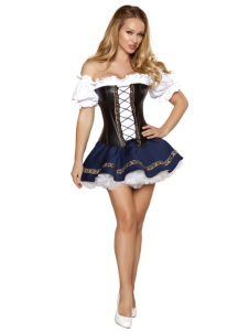 Sexy Beer Girl  Halloween Costume