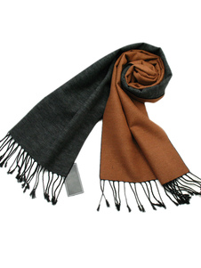 split-color-fringe-velour-men-scarves