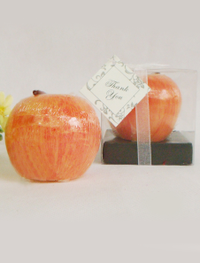 red-apple-shaped-wax-candle-favors