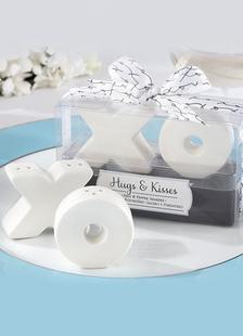 Image of Vasi di ceramica bianca XI pepe per matrimonio