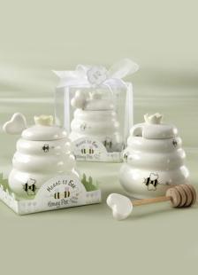 Image of Sposa elegante ceramica bianco