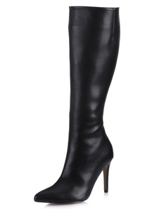 Knee-high Boots, Knee Length Boots for women | Milanoo.com