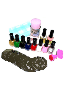 Image of Professional 26 PZ Nail kit