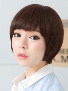 natural-deep-brown-boobs-heat-resistant-fiber-womens-short-wig