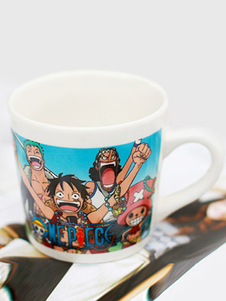 Anime One Piece Ceramic Mug Cup